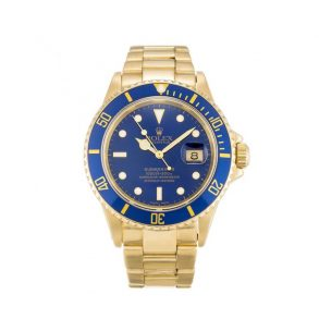 Comment dire un faux Rolex Submariner 16618