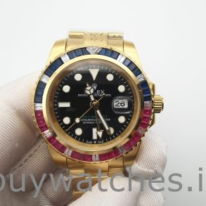 Rolex GMT-Master II 116748 Montre Automatique Unisexe 40 mm Or Jaune